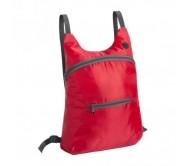 Mathis összehajtható hátizsák, piros
