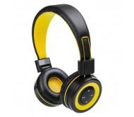 Tresor fejhallgató, sárga
