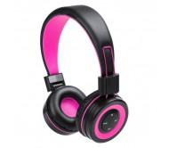 Tresor fejhallgató, pink
