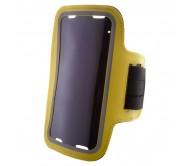 Kelan karpántos mobiltartó, sárga