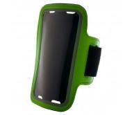 Kelan karpántos mobiltartó, zöld
