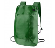 Signal összehajtható hátizsák, zöld