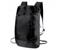 Signal összehajtható hátizsák, fekete
