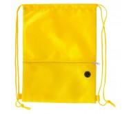 Bicalz hátizsák, sárga