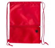 Bicalz hátizsák, piros