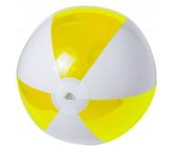 Zeusty strandlabda, sárga