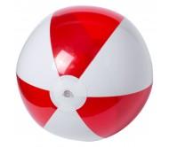 Zeusty strandlabda, piros