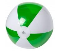 Zeusty strandlabda, zöld