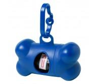 Rucin szemeteszsákadagoló kutyáknak, kék
