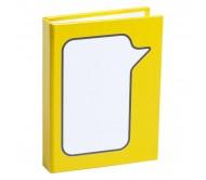 Dosan öntapadós jegyzettömb, sárga