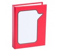 Dosan öntapadós jegyzettömb, piros