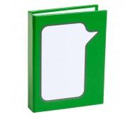 Dosan öntapadós jegyzettömb, zöld
