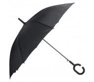 Halrum esernyő, fekete