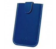 Serbin bankkártyatartó, kék