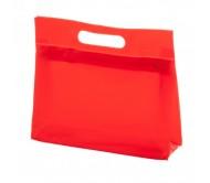 Fergi kozmetikai táska, piros