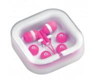 Cort fülhallgató, pink