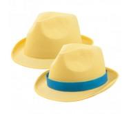 Braz kalap, sárga