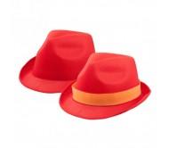 Braz kalap, piros