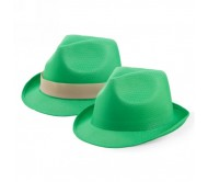 Braz kalap, zöld