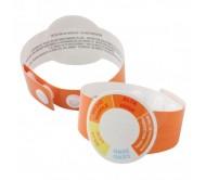 Rado uv-sugárzás mérő, narancssárga
