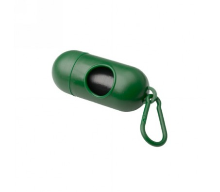 Yoan zacskó tartó, zöld