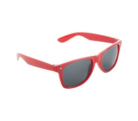 Xaloc napszemüveg, piros