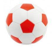 Delko futball labda, piros