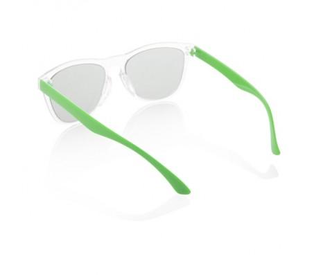CreaSun egyedi napszemüveg - szár, zöld