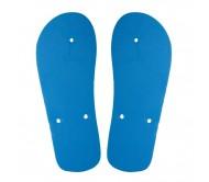 CreaSlip egyedi strandpapucs - talp, kék