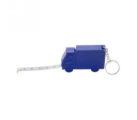 Symmons kamion kulcstartó mérőszalaggal, kék
