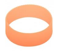 CreaCup egyediesíthető thermo bögre, markolat, narancssárga-C