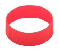 CreaCup egyediesíthető thermo bögre, markolat, piros-C
