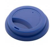 CreaCup egyediesíthető thermo bögre, fedő, kék-B