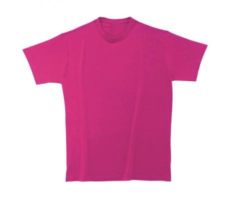 Heavy Cotton póló, felnőtt méretben, magenta