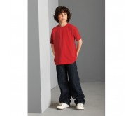 HC Junior póló, gyermek méretben, piros