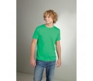 Softstyle Mens férfi póló, zöld