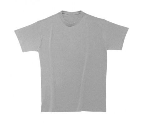 Softstyle Mens férfi póló, szürke