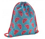 CreaDraw hátizsák, piros