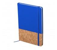 Bluster jegyzetfüzet, kék