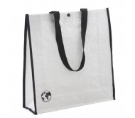 Recycle bevásárlószatyor, fehér