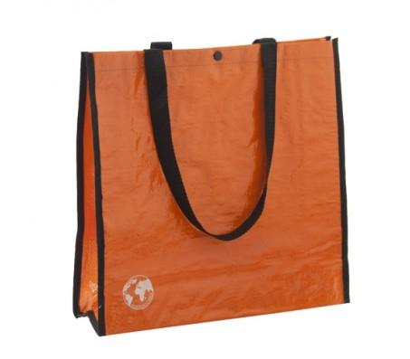 Recycle bevásárlószatyor, narancssárga