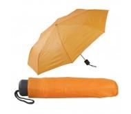 Mint esernyő, narancssárga