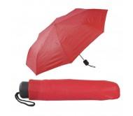 Mint esernyő, piros