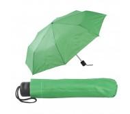 Mint esernyő, zöld