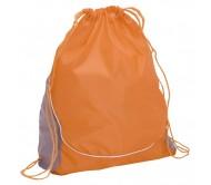 Dual táska, narancssárga