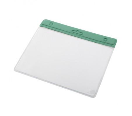Alter névjegykártyatartó tok, zöld
