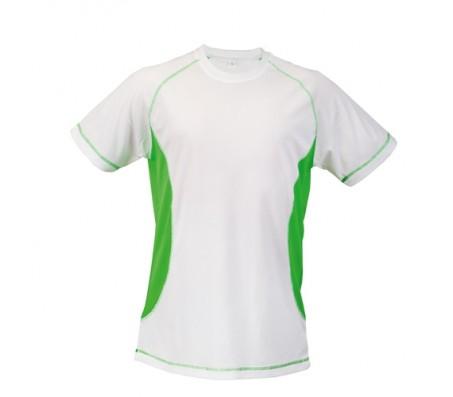 Combi póló, zöld