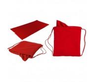 Kirk törölköző táska, piros