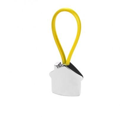 Bolky kulcstartó, sárga