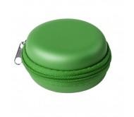 Shilay füllhallgatótartó, zöld